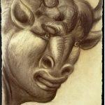 Picasso-minotaur