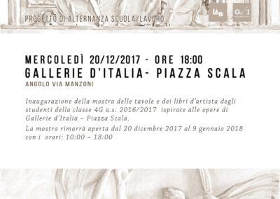 Mitografie a Gallerie d'Italia
