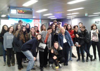 Boccioni exchange programme 2018