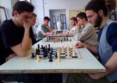 Primo torneo a squadre di Scacchi