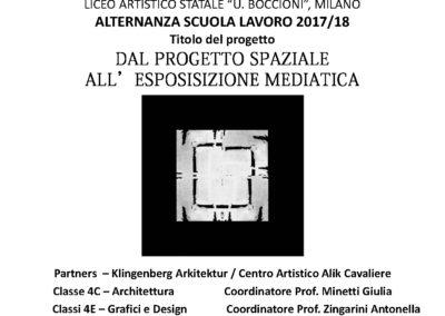 Circ. n 273 – Restituzione Progetti ASL 2017-2018