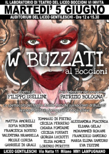 Circ. n 271 – Spettacolo Teatrale Fine Anno Scolastico