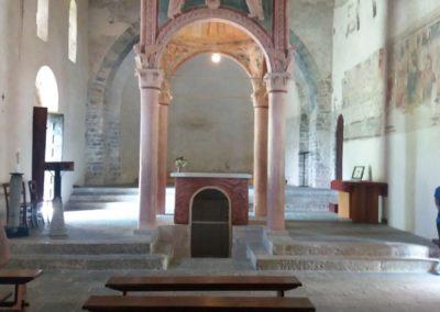Visita a S. Pietro al Monte, Civate