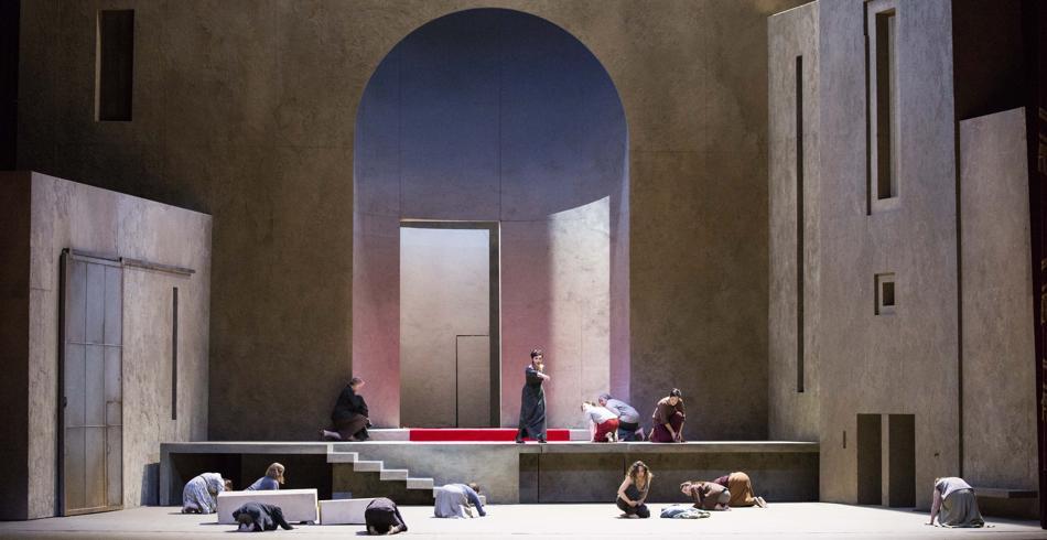 Elektra al Teatro alla Scala