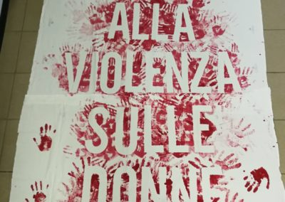 Noi contro la violenza sulle donne