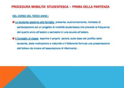 Mobilità studentesca all'estero