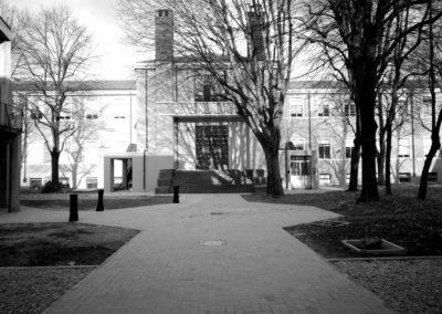 La storia del Liceo Boccioni