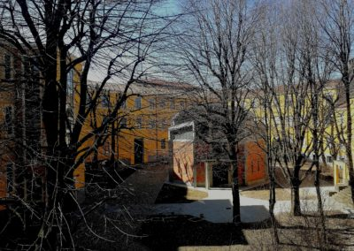 Cortile del Liceo