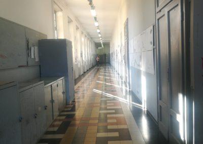 Corridoio del Liceo