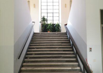 Scala chiara Liceo Boccioni